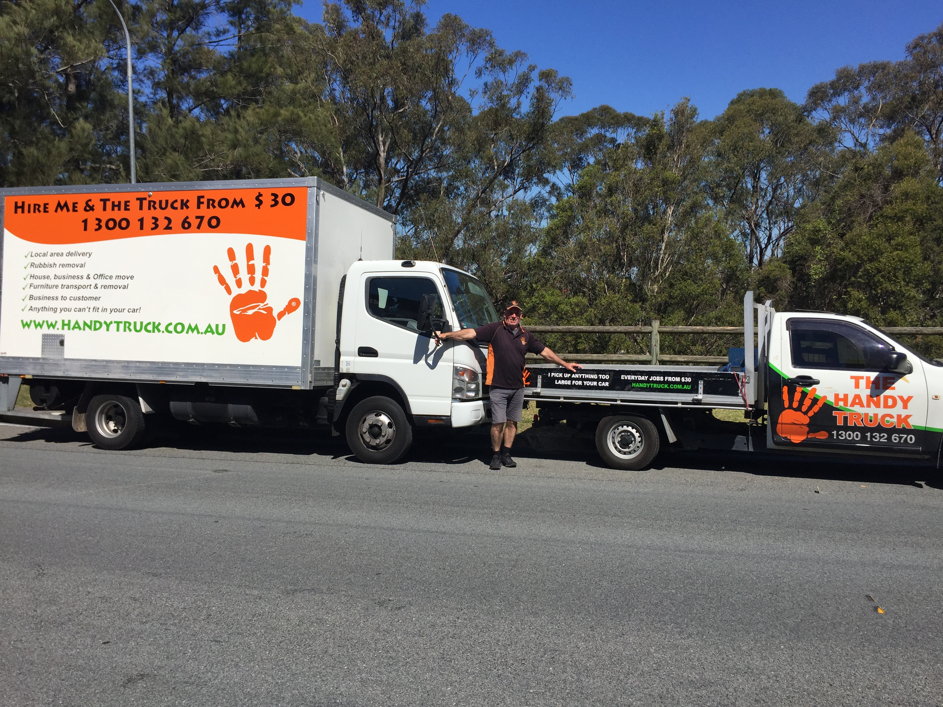Your delivery and removalist service in North Brisbane