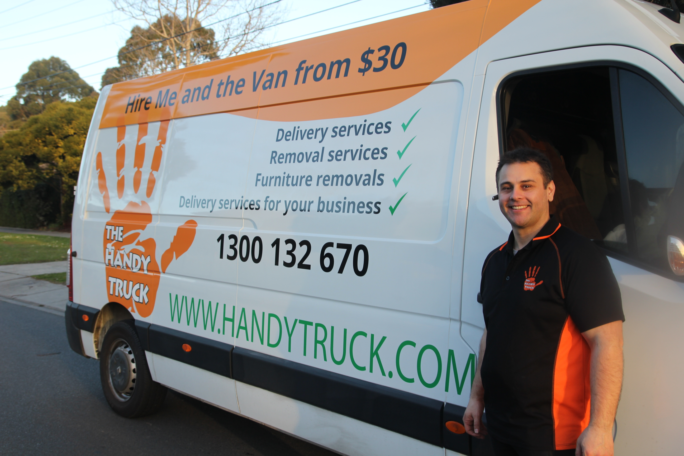 Your furniture delivery and small removals experts.