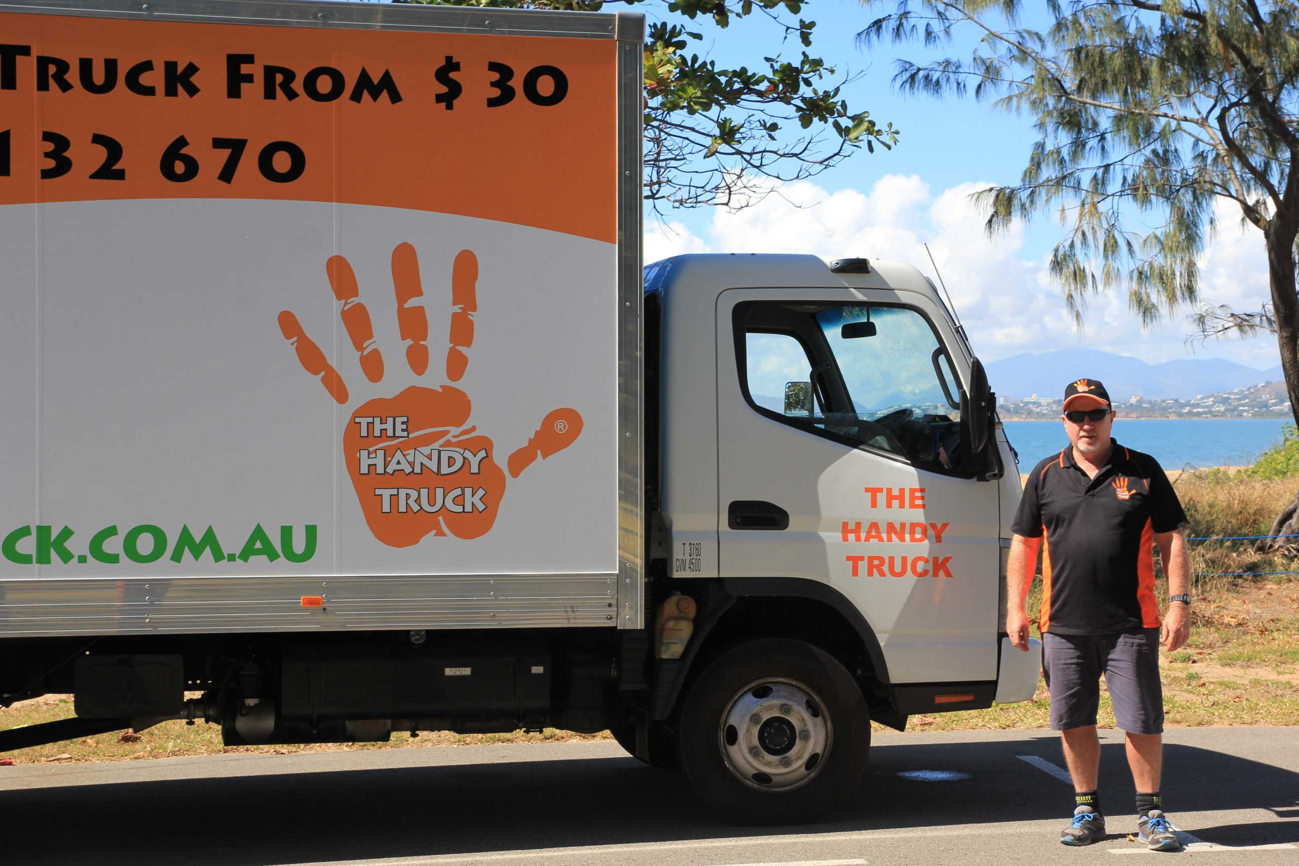 Your delivery and removalist service in Townsville