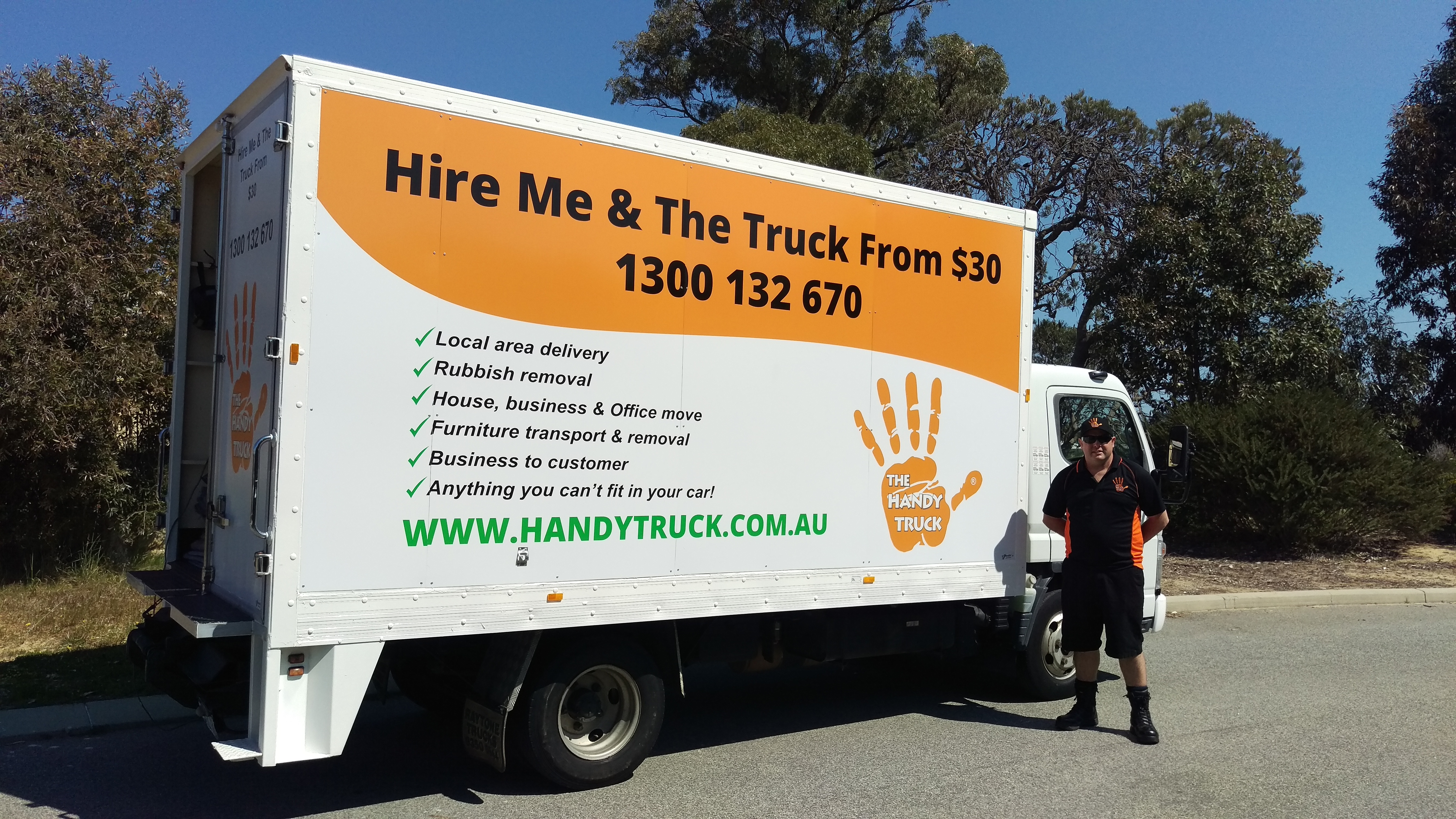 Your delivery and removalist service in Cockburn