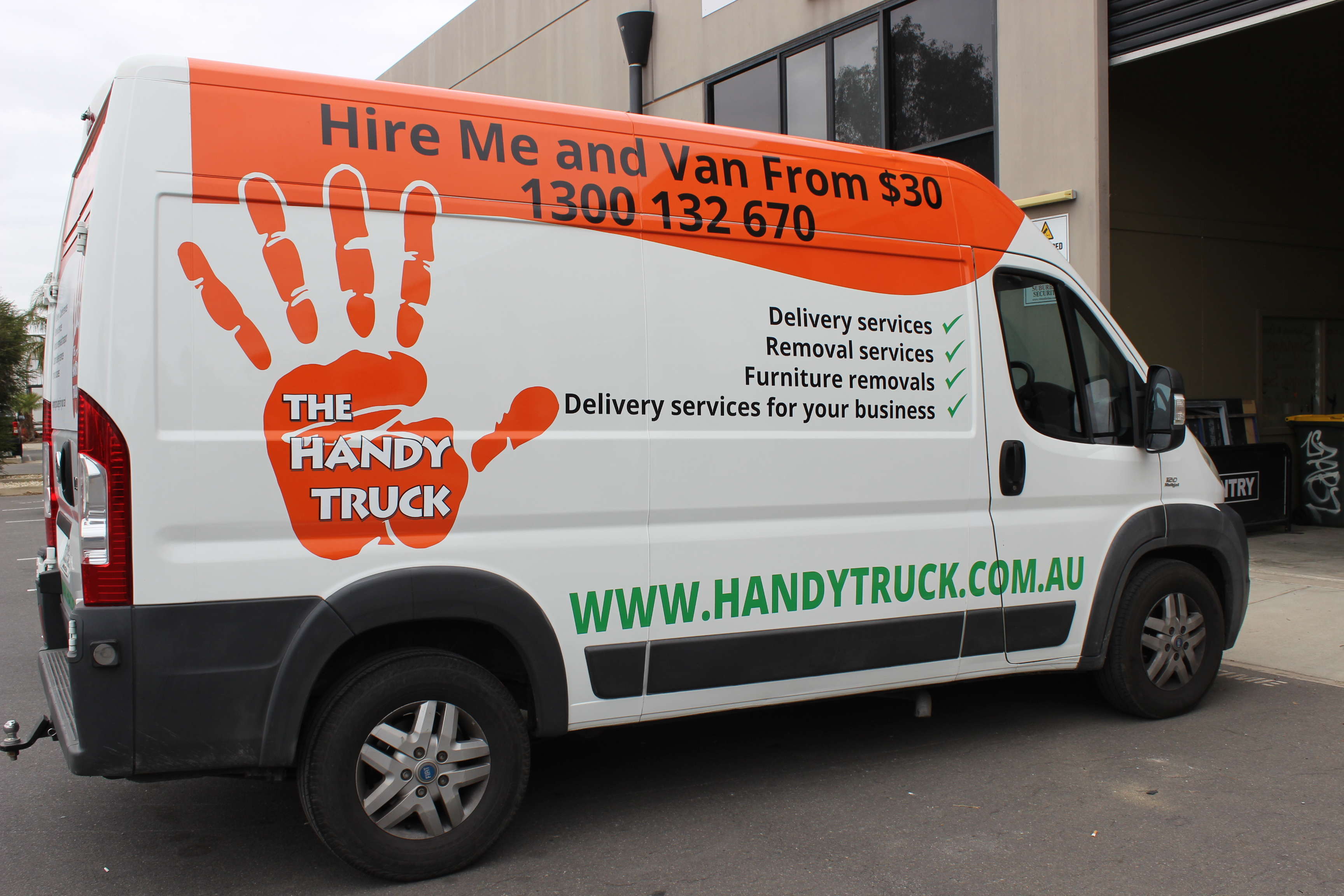 Your delivery and removalist service in Glenroy