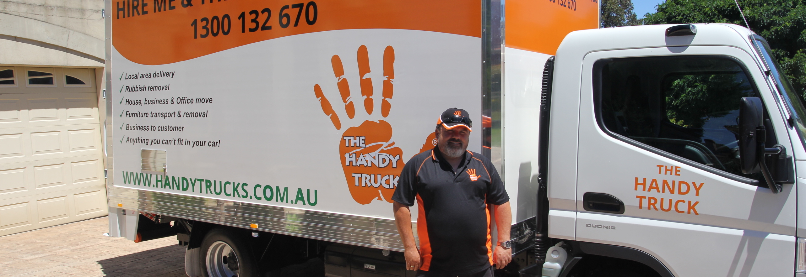 Low cost Man And a Truck services in Geelong