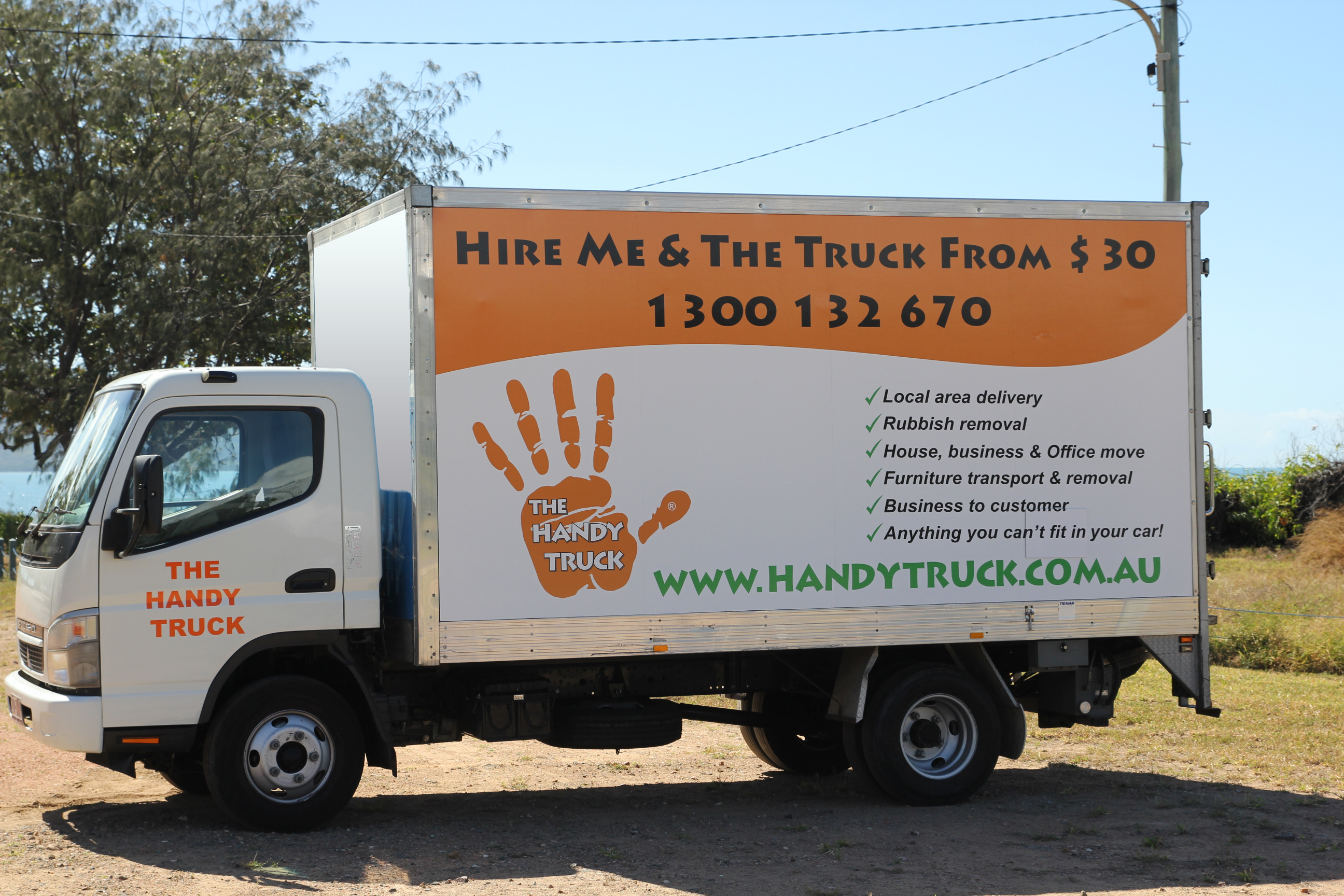 Your delivery and removalist service in Carlton