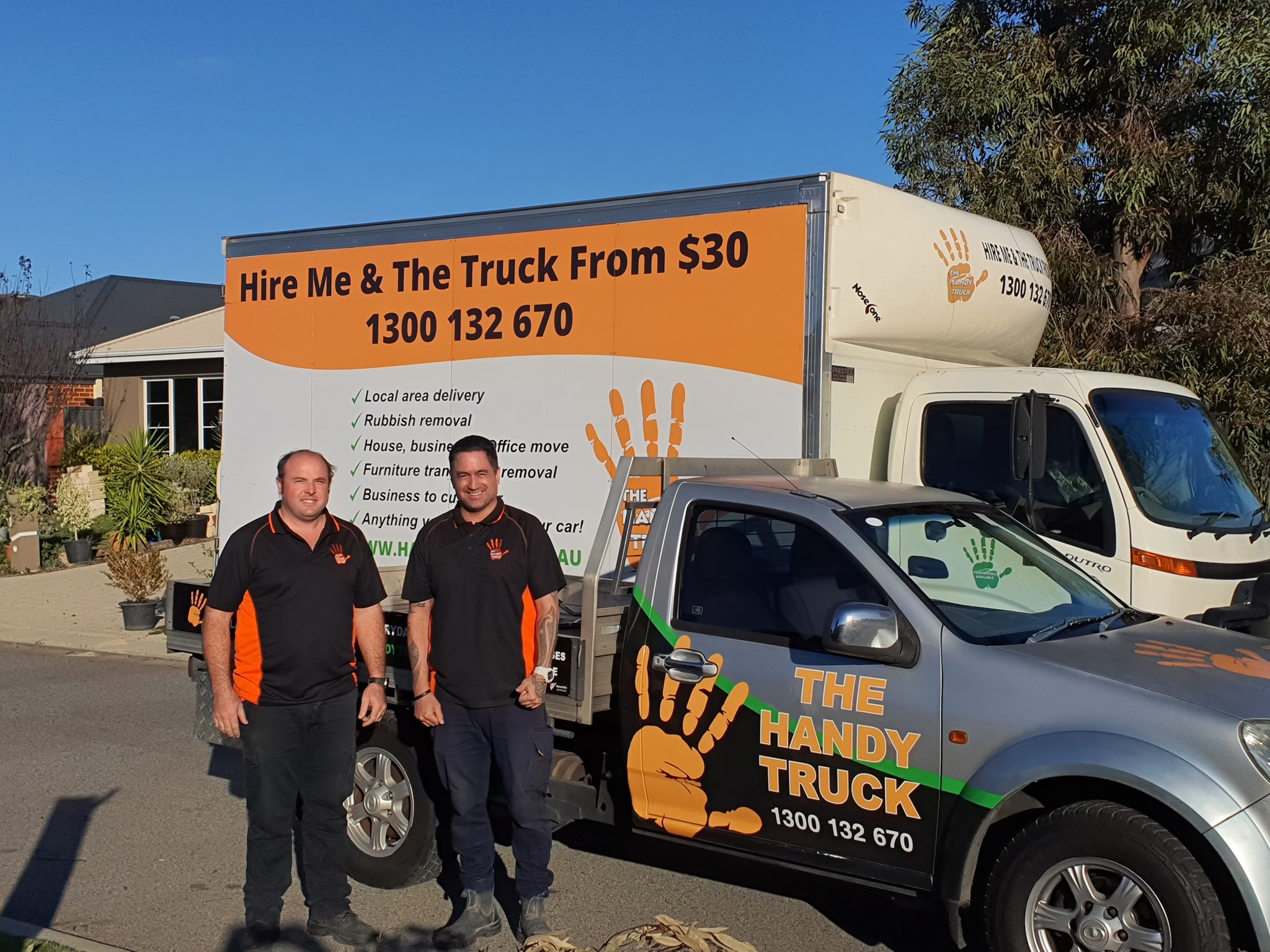 Your delivery and removalist service in Melton